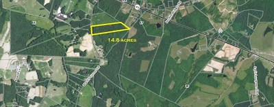 Charlotte County Residential Lots & Land For Sale: Wards Corner Rd