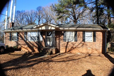 Mecklenburg County Single Family Home For Sale: 816 Plank Road