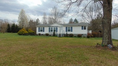 Vernon Hill VA Single Family Home For Sale: $69,900