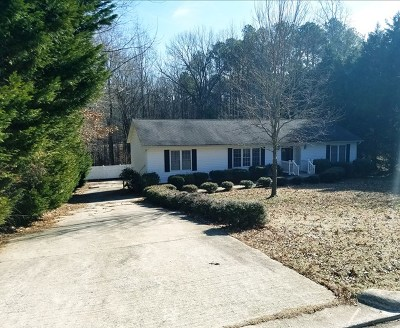 Mecklenburg County Single Family Home For Sale: 314 Benton Street
