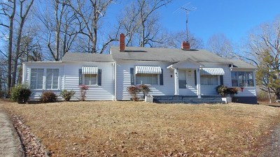 Halifax County Single Family Home For Sale: 2132 Huell Matthews Hwy