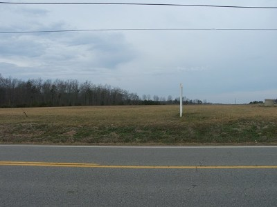 Charlotte County Residential Lots & Land For Sale: Four Locust Hwy.