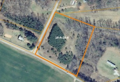 Charlotte County Residential Lots & Land For Sale: Ward Fork Mill Road