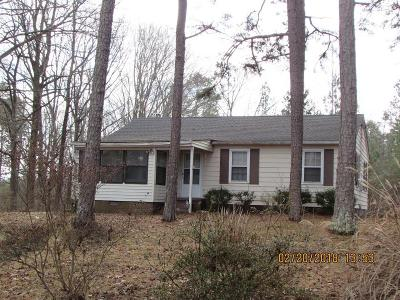 Mecklenburg County Single Family Home For Sale: 1380 Sweetwater Ln.