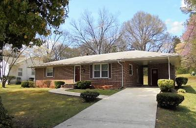 Mecklenburg County Single Family Home For Sale: 234 Jeffreys Ave