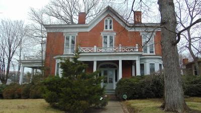 Single Family Home For Sale: 616 North Main Street