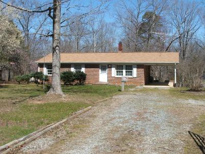 Charlotte County Single Family Home For Sale: 519 Abilene Road