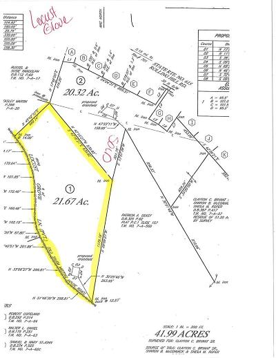 Charlotte County Residential Lots & Land For Sale: Locust Grove