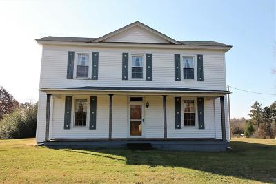 Charlotte County Single Family Home For Sale: 1654 Eubank Rd