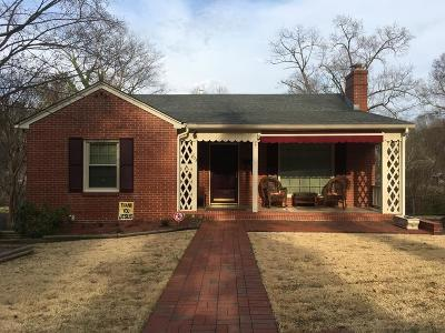 Halifax County Single Family Home For Sale: 703 Traver Ave