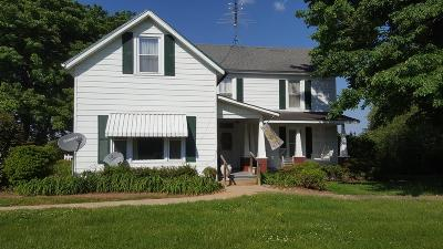 Charlotte County Single Family Home For Sale: 5797 Scuffletown