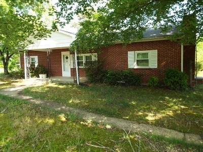 Halifax County Single Family Home For Sale: 4134 Cowford Road