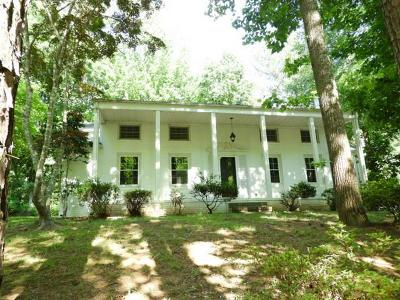 Mecklenburg County Single Family Home For Sale: 1120 Valley Rd