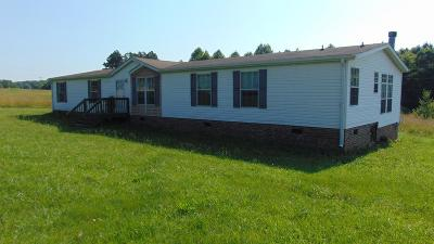Halifax County Single Family Home For Sale: 8200 H.p. Anderson Highway