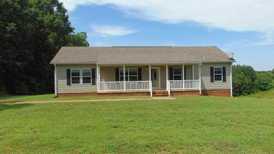 Halifax County Single Family Home For Sale: 2074 Union Grove Road