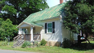 Halifax County Single Family Home For Sale: 1000 Nathalie Road