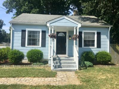 Single Family Home For Sale: 800 German School Rd