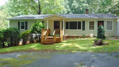 Halifax County Single Family Home For Sale: 9164 L.p. Bailey Highway