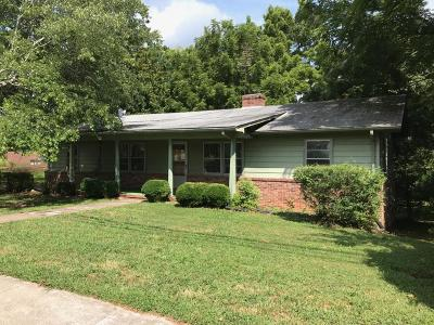 Charlotte County Single Family Home For Sale: 332 Thomas Jefferson Hwy