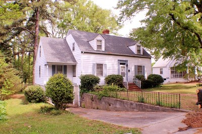 Mecklenburg County Single Family Home For Sale: 609 N. Brunswick Ave