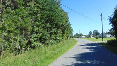 Residential Lots & Land For Sale: Crawford Road