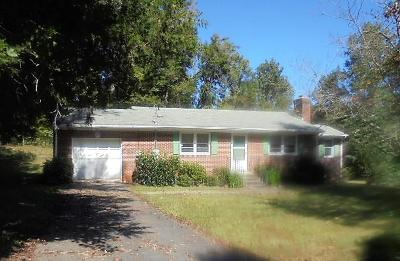 Mecklenburg County Single Family Home For Sale: 748 West 5th Street