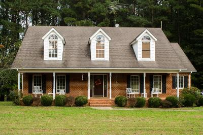 Mecklenburg County Single Family Home For Sale: 209 Mile Rd