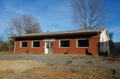 Halifax County Commercial For Sale: 17018 L.p. Bailey Memorial Hwy.