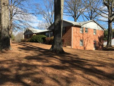 Halifax County Single Family Home For Sale: 9176 Lp Bailey Memorial Hwy