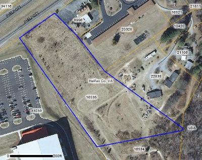 Halifax County Commercial For Sale: Philpott Rd
