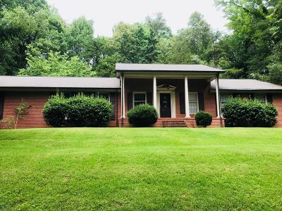 Single Family Home For Sale: 602 Dundee Lane
