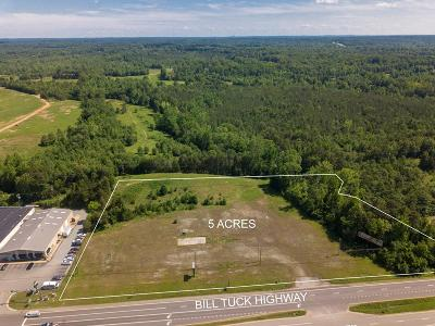 Halifax County Commercial For Sale: 1152 Bill Tuck Hwy