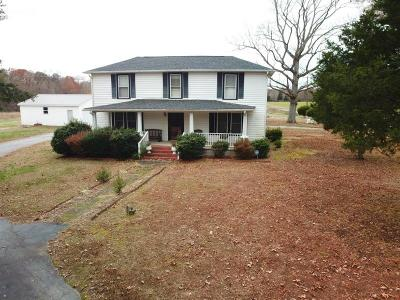 Mecklenburg County Single Family Home For Sale: 3150 Mineral Springs Rd.