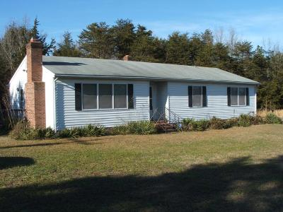 Charlotte County Single Family Home For Sale: 3424 Bacon School Road
