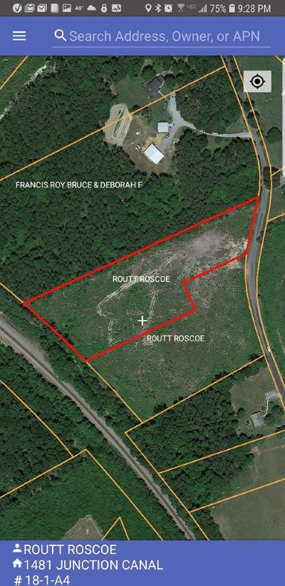 Charlotte County Residential Lots & Land For Sale: County Line Rd
