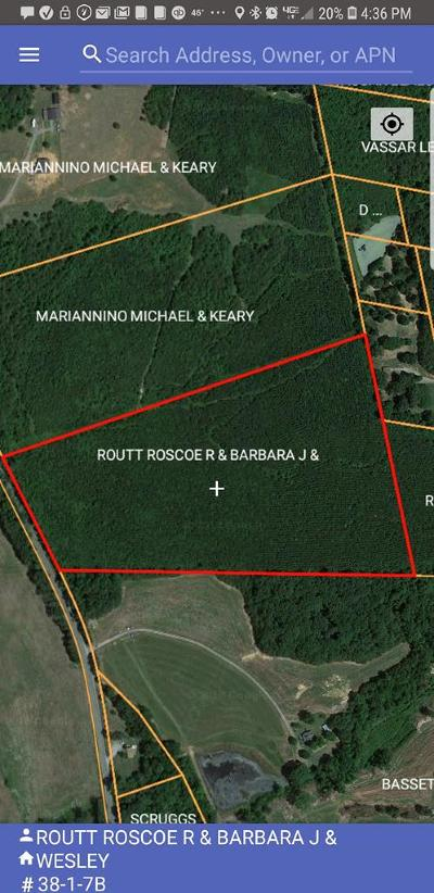 Charlotte County Residential Lots & Land For Sale: Thomas Jefferson Hwy