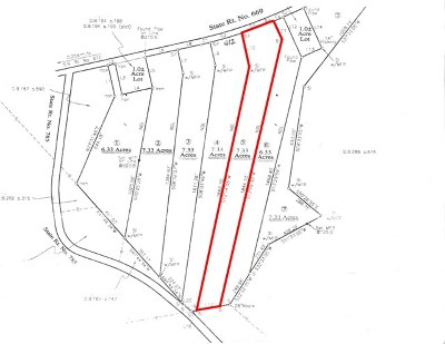 Charlotte County Residential Lots & Land For Sale: Goose Creek Rd