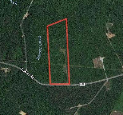 Charlotte County Residential Lots & Land For Sale: Towler Rd