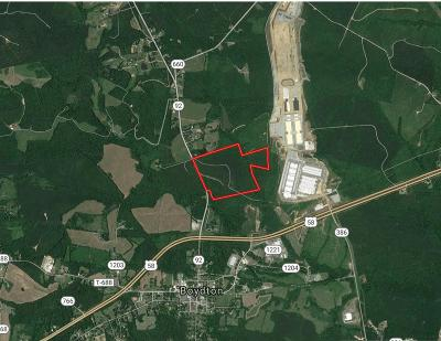 Mecklenburg County Residential Lots & Land For Sale: Route 92