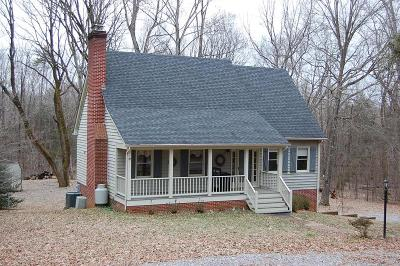 Single Family Home For Sale: 4208 Hardtimes Road