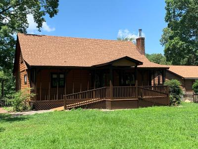 Mecklenburg County Single Family Home For Sale: 1105 Pooles Mill Rd