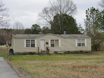 Single Family Home For Sale: 723 Oak St.