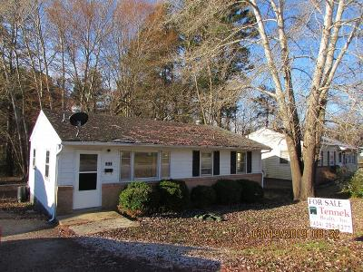 Single Family Home For Sale: 312 Indian Oak Rd.