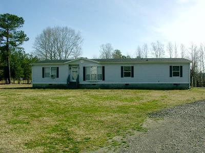 Single Family Home For Sale: 9417 White Oak Church Road