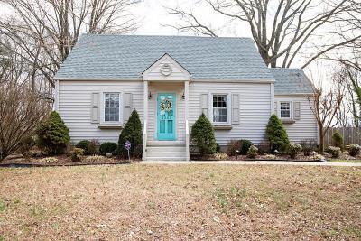 Single Family Home For Sale: 1202 Osborn