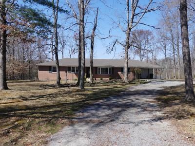 Single Family Home For Sale: 603 Germantown Road