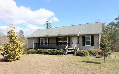 Single Family Home For Sale: 431 Three Flags Drive