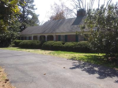 Charlotte County Single Family Home For Sale: 313 Country Club Road