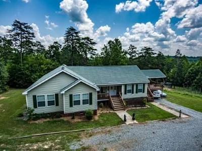 Halifax County Single Family Home For Sale: 2200 Clinton Road