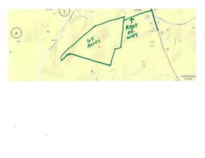 Charlotte County Residential Lots & Land For Sale: Ontario Road